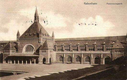 Personbanegaarden 1913