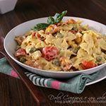 Pasta fredda cremosa in insalata con video ricetta Visita il mio blog in bio per tue le novit recipe gialloblog PASTA yogurt bellobuonoesano primipiatti freddiricetteperpassione rice
