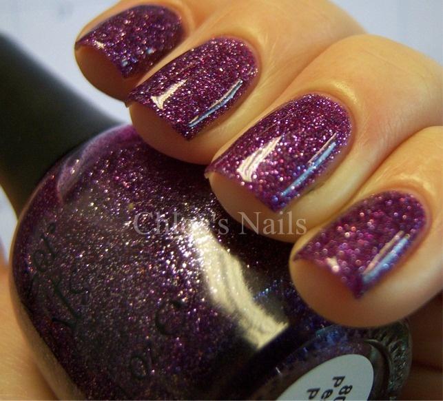 Chloe's Nails: Finger Paints