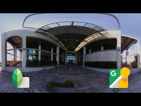 My Snapseed & Google Street View workflow for editing & publishing Photo Tours (20170601) - YouTube