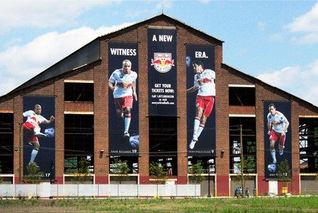 Outdoor Banners Printing - New York