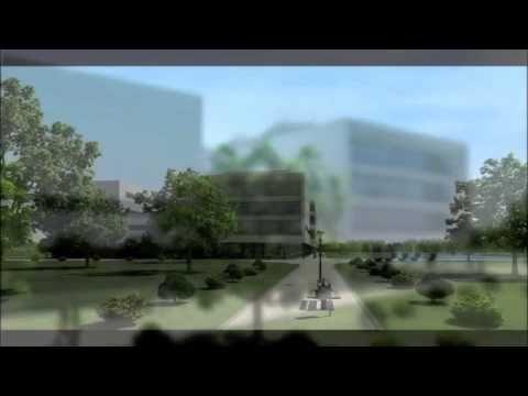 Ventilated façade & Krion