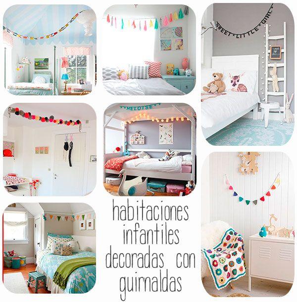 367 best images about habitaciones infantiles on pinterest for Programa para decorar habitaciones