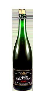 Beer 556 - Giardino gueuze 1882. Bitter Phew. Belgium