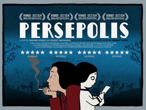 Persepolis  il film online su Own Air  http://www.ownair.it/fuel/?gallery=persepolis-2:  Dust Jackets, Posibl Portadasfondo,  Dust Covers, Book Jackets,  Dust Wrappers