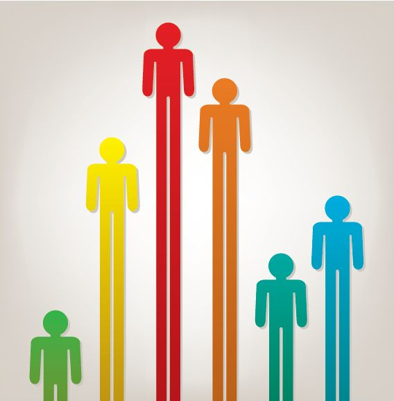 A Century of Trends in Adult Height - The Art of Tall