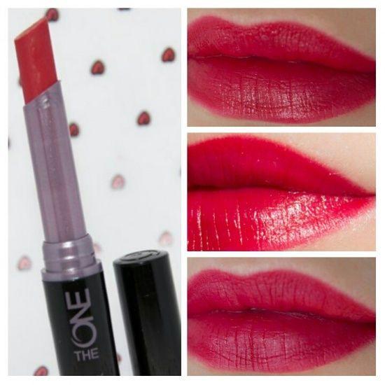 Стойкая матовая губная помада Oriflame The One Colour Unlimited True Matte Red Passion отзывы — Отзывы о косметике — Косметиста