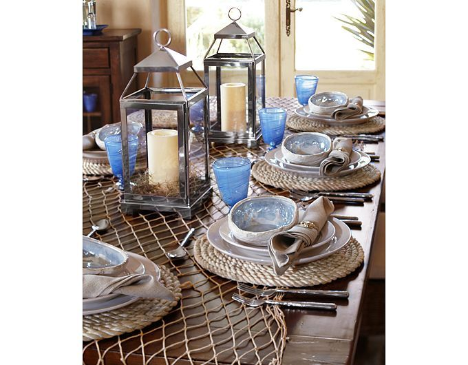 The Bowls Are Esp Awesome, Like Artist Pottery Bowls. Very Artsy And Beach  Theme Pallet Is Perfect! Set A Fun Table For Entertaining Your Summertime  Guests.