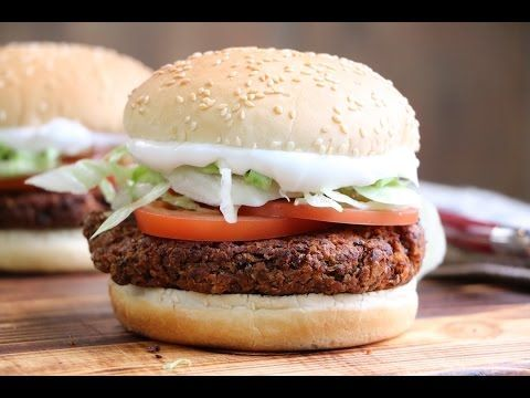 A hearty black bean burger is the perfect addition to your meal-prep routine. And it won't make a dent in your wallet either!