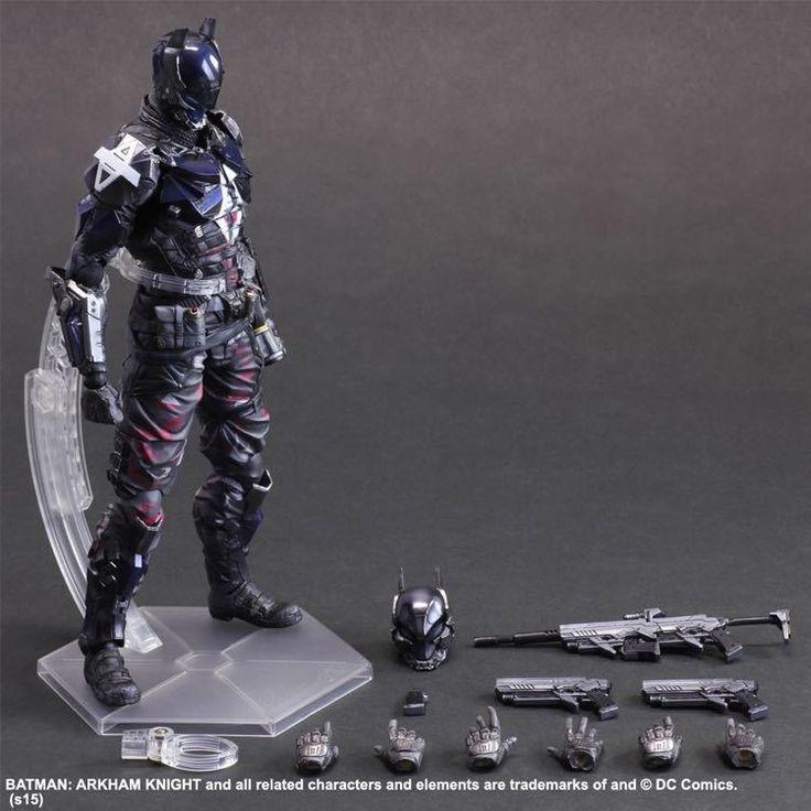 42.83$  Know more  - SquareEnix Playarts KAI Batman Arkham Knight PVC Action Figure Collectible Model Toy 27cm free shipping