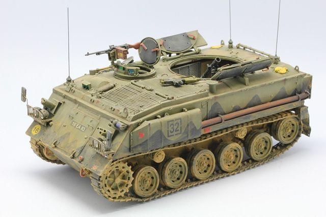 FV432 81mm Mortar Carrier (United Kingdom)