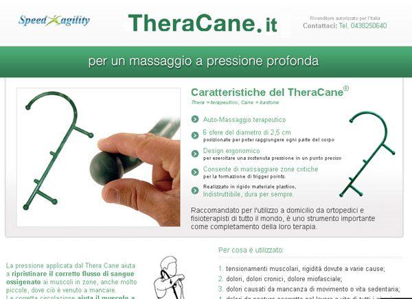 Puoi acquistare il #TheraCane direttamente online nel sito www.theracane.it