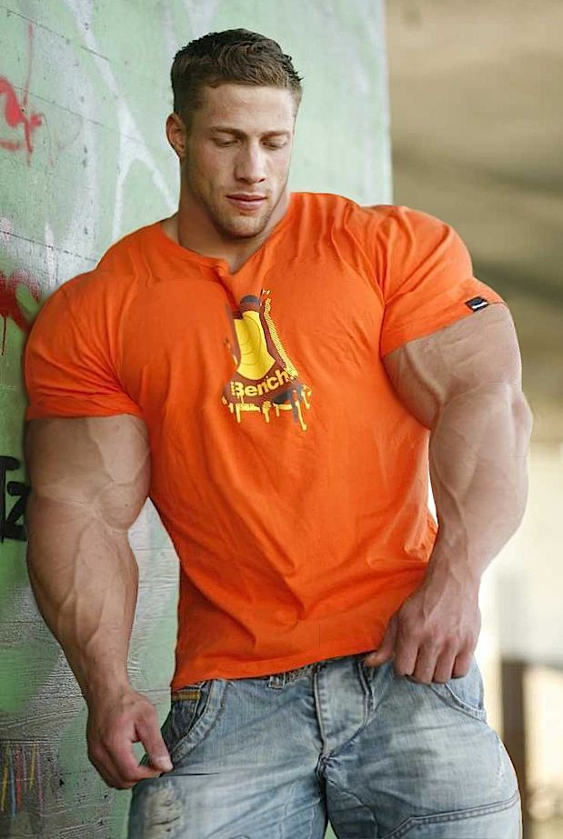 Muscle Morphs by Hardtrainer01 | Morphs | Pinterest | The