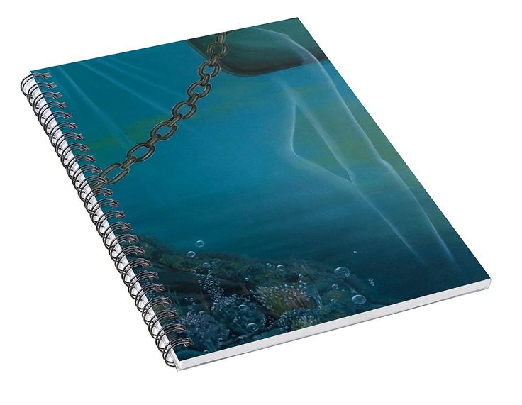 Spiral Notebook,  stationery,school,supplies,cool,unique,fancy,trendy,awesome,beautiful,design,unusual,modern,artistic,for,sale,items,products,office,organisation,ocean,whimsical,blue,turquoise