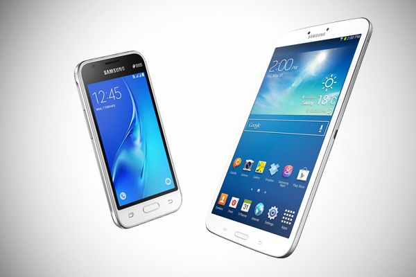 Where to get a Samsung GALAXY smartphone and tablet for R199pm:  Vodacom4U is offering the Samsung GALAXY J1 Mini Smartphone and Samsung GALAXY Tab 3 Lite for only R199 per month.