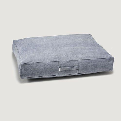 Höyhensaari dog bed, Indigo   Kind