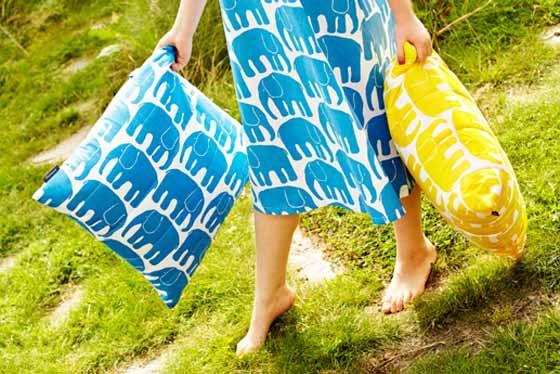 Kevään ja kesän 2012 mallisto ennustaa hallaöitä ja hellepäiviä - Inspiroidu - Finlayson