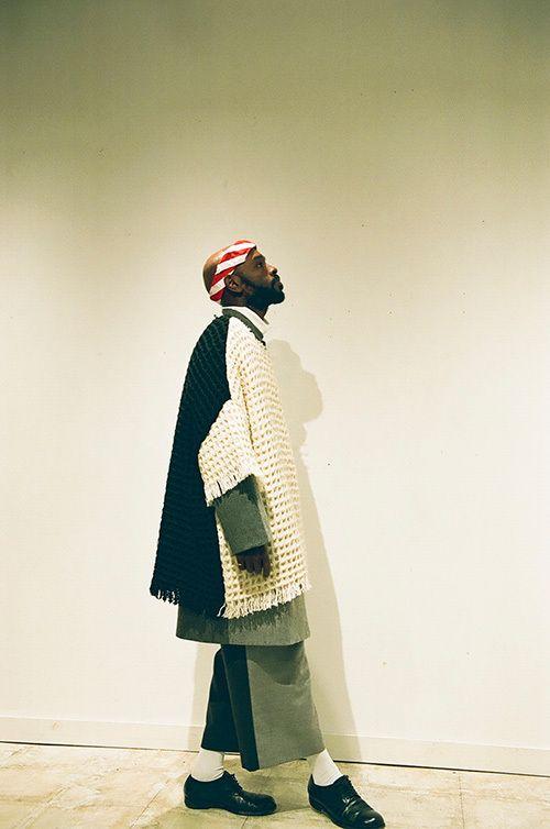 ディガウェル(DIGAWEL)2016-17年秋冬 コレクション Gallery26