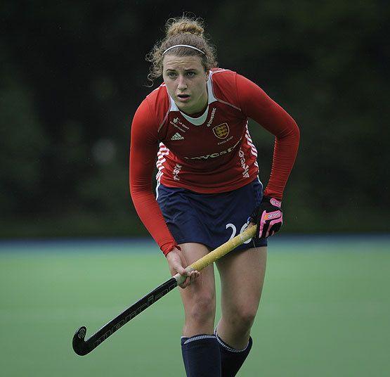 Lily Owsley - Hockey.