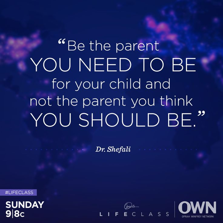 """Oprah calls Dr. Shefali's """"The Conscious Parent"""" the most profound book on parenting she's ever read. They're taking the conversation off the pages and into the social lab on #Lifeclass this Sunday."""