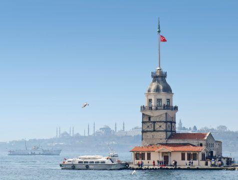 Istanbul, Turkey Flights from £47 pp
