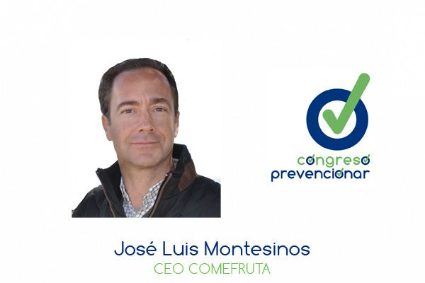 """José Luis Montesinos """"Los hábitos saludables en el lugar de trabajo son fundamentales""""   – Prevencionar"""