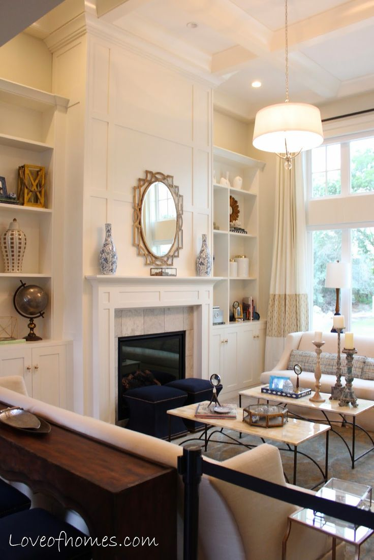 Parade Of Homes:  Inspiring Living Rooms