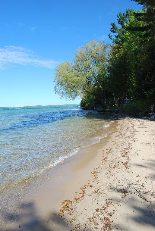 3 Bedroom Cottage Al In Torch Lake Michigan Usa Exceptional Lakefront