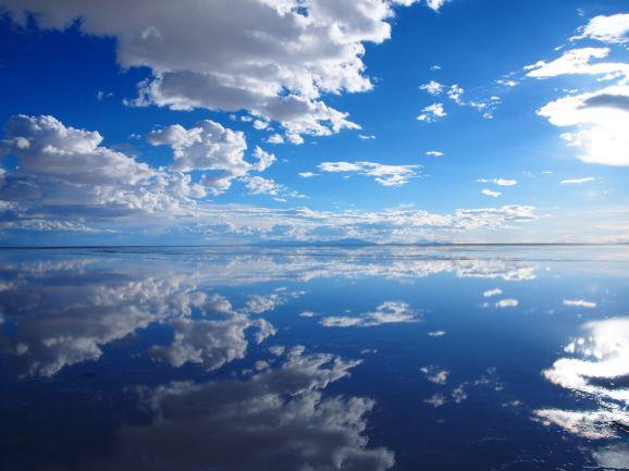 憧れの場所、ウユニ塩湖 : 南米・中東・ちょこっとヨーロッパのアイスクリーム旅