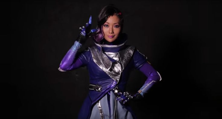 Korean cosplayer Pion Kim gets backlash for dressing up as Sombra Overwatchs Mexican character   Credit: Team CSL  When a cosplayer dresses up and changes the color of their skin to match a characters skin color expect some backlash when it involves an existing ethnicity. Thats what happened when professional Korean cosplayer Pion Kim cosplayed as Sombra a Mexican character from Blizzards popular team-based shooter Overwatch.  Kim has captured the look of the hacker including darkening her…
