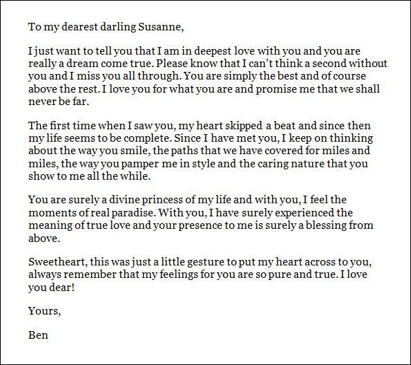 The 25+ best Love letter sample ideas on Pinterest Hazel london - love letter format sample