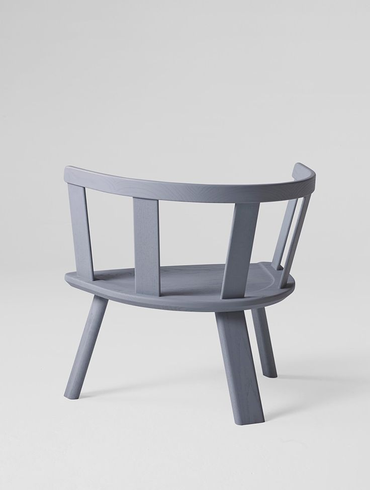 minimalist furniture design. ancestor chair is a minimalist design created by torontobased designer msds furniture