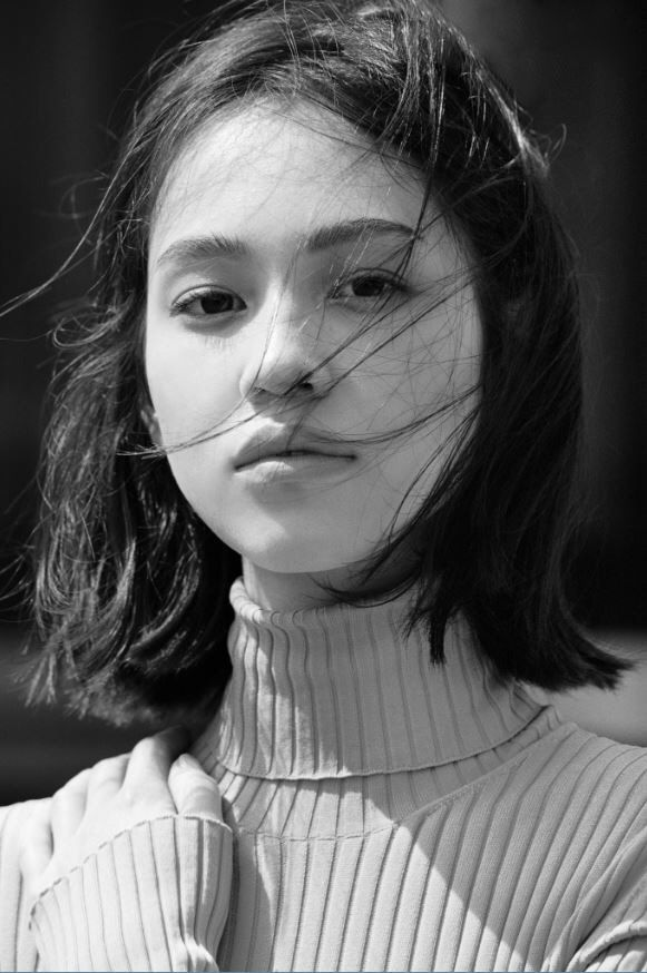 Kiko Mizuhara for Marie Claire Korea Magazine June 2015