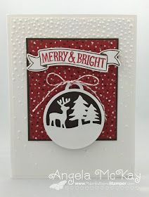 North Shore Stamper: Gorgeous New Product:) | Merriest Wishes, Stitched with Cheer
