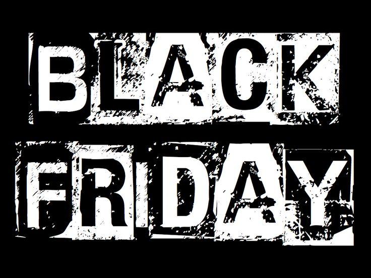 Black Friday Magazine Online Wallpaper
