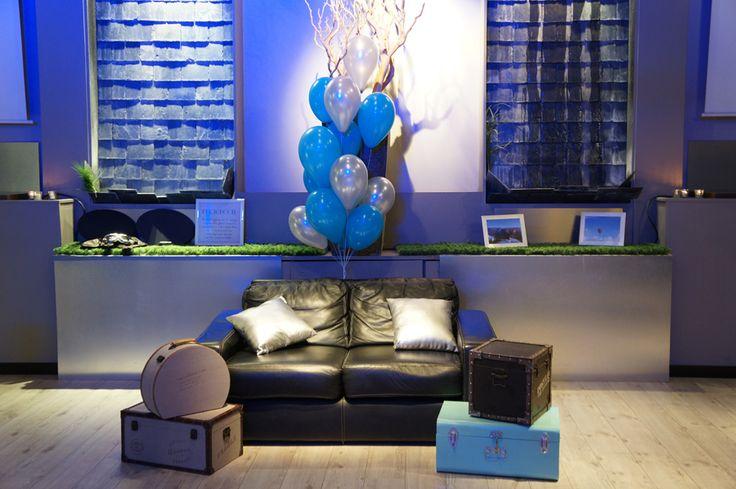 Mariage Lounge La-haut - Design Dessine-moi une étoile