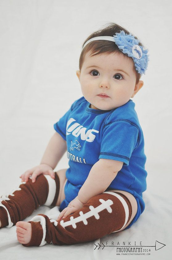Detroit Lions headband, Baby Headbands,Newborn,Adult Headband,Shabby Chic Headband,Baby Bows. on Etsy, $7.99