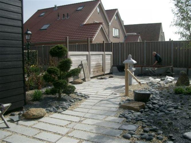 Japanse tuinstijl