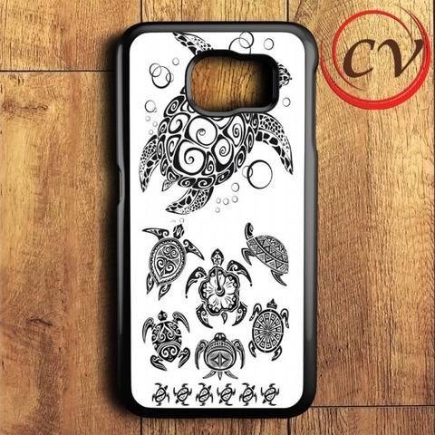 Trutle Tribal Samsung Galaxy S6 Case