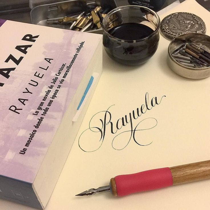Rayuela  Julio Cortázar @stgopenshop #rockyourhandwritingchile #rockyourhandwriting #newcalligraphy #calligraphy #caligrafia #lettering #copperplate #rayuela #juliocortazar #pluma #ink #nogalina