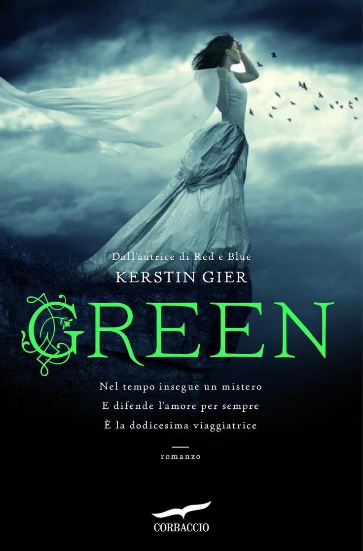 Italian: Emerald Green by Kerstin Gier