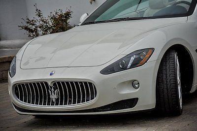 2015 Maserati Granturismo For Sale