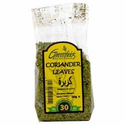 Coriander Leaves (Dried) - 50g - Greenfields