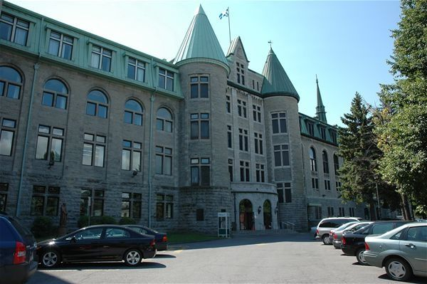 College De Valleyfield, Salaberry-de-Valleyfield, Quebec.