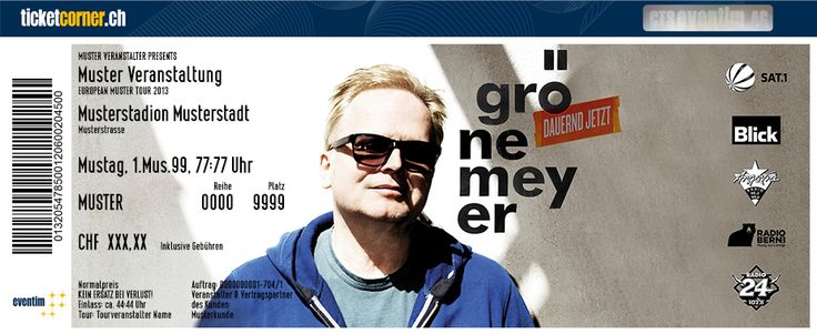 """Mit seinem neuen Album """"Dauernd jetzt"""" kommt Herbert Grönemeyer am 19. Mai 15 ins Hallenstadion Zürich. Tickets: http://ow.ly/FcJiB"""