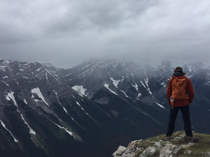 Grizzly Peak early June Kananaskis Alberta Canada #hiking #camping #outdoors #nature #travel #backpacking #adventure #marmot #outdoor #mountains #photography