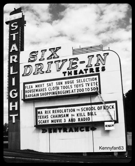 Starlight Drive In / Atlanta Drive in theater