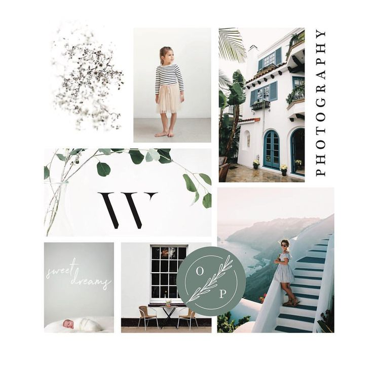 Final mood board for an upcoming branding project, I love the fresh/clean feel! (@designedbyeden) on Instagram