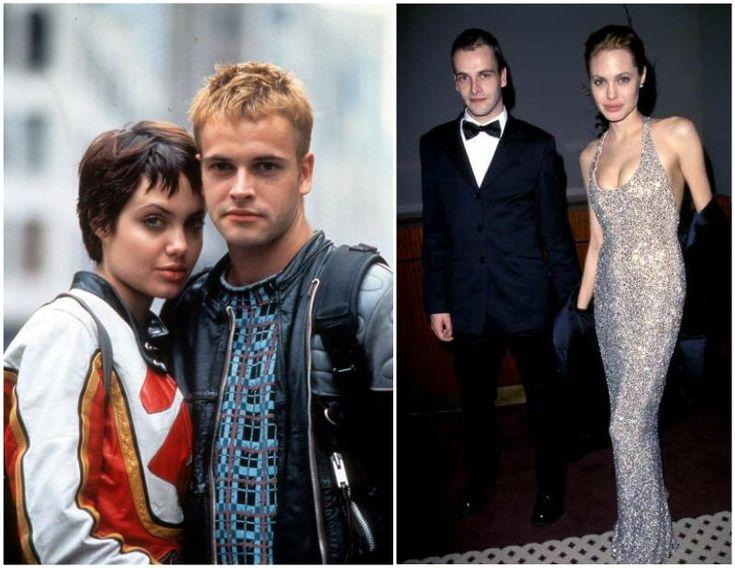 Angelina Jolie`s Then-husband Jonny Lee Miller