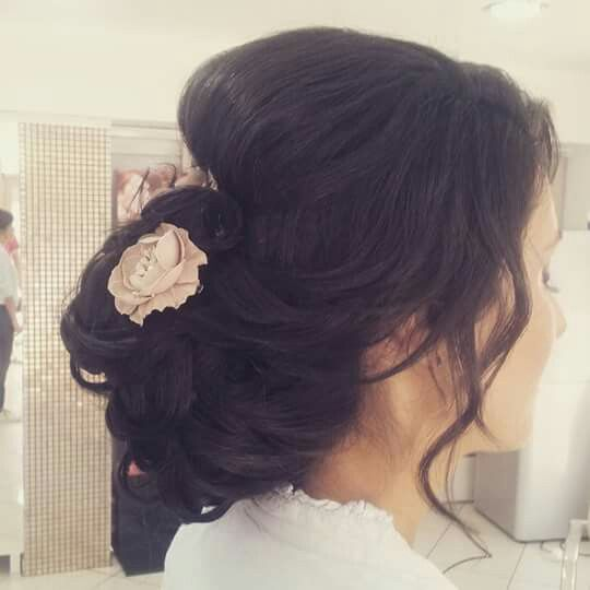 #bun #wedding